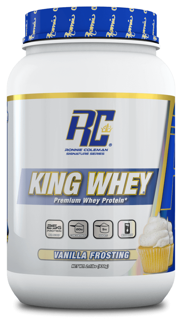 King Whey Ronnie Coleman 990G
