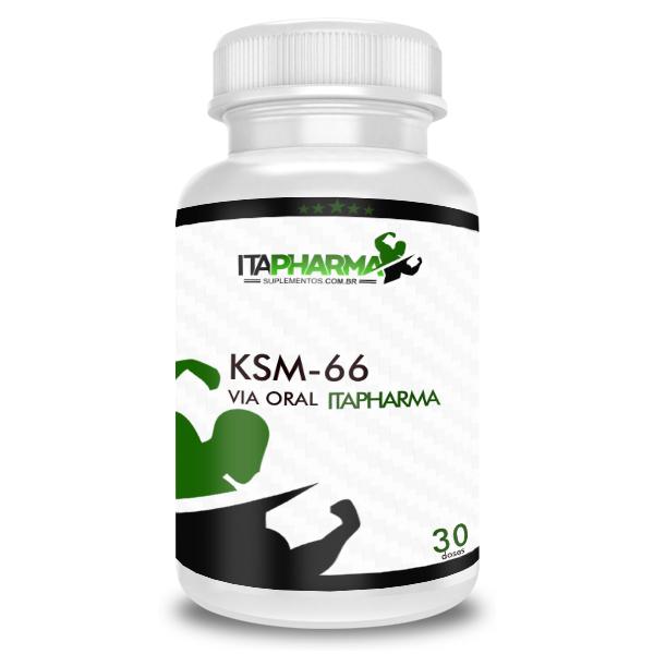 KSM-66 300MG – ITAPHARMA