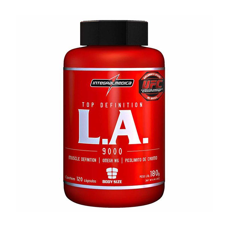 L.A Top Definition c/ Cromo Integralmedica 120 Caps