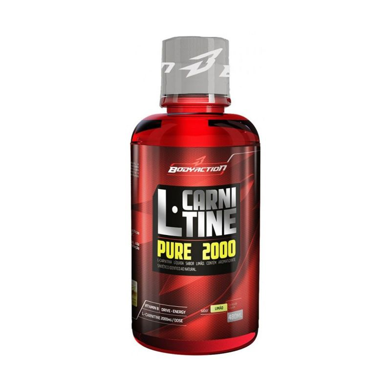 L-Carnitine Pure 2000 Body Action 480 ML