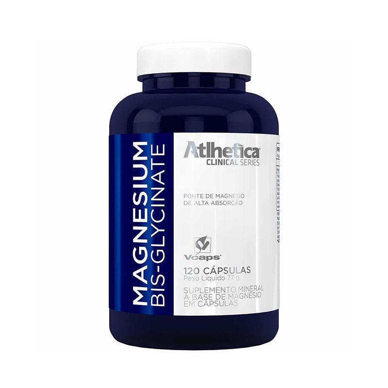 Magnesium Bisglycinate Atlhetica 120 caps