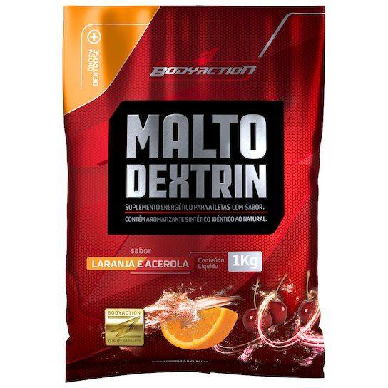 Malto Dextrin Body Action 1 Kg