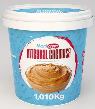 Pasta de Amendoim Mani Crem Integral Cremosa