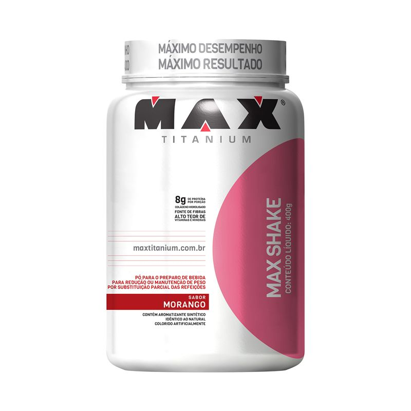 Max Shake Max Titanium 400 G