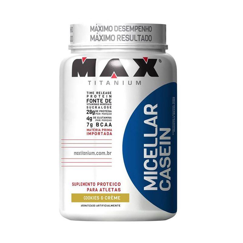 Micellar Casein Max Titanium 900 G