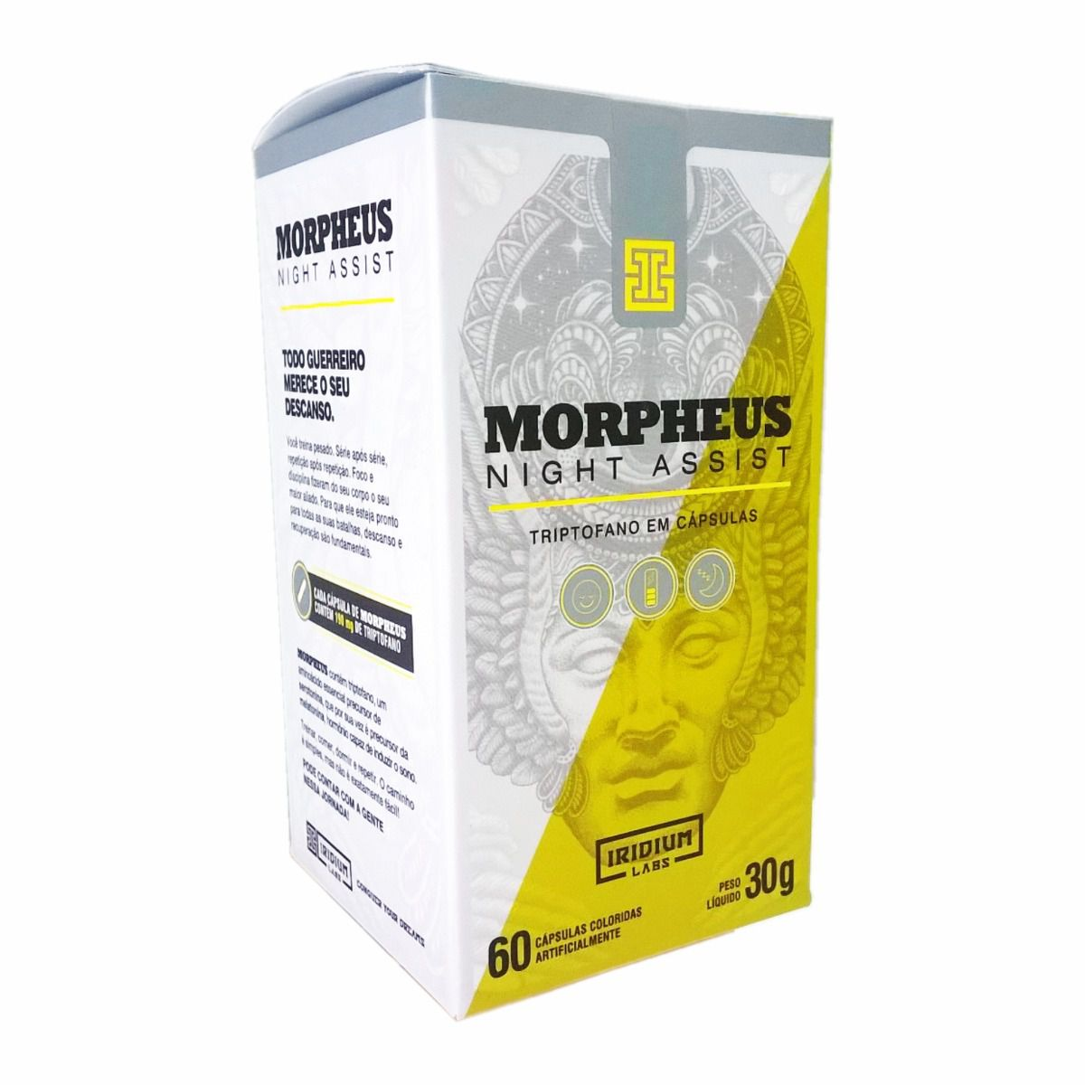 Morpheus Night Assist Iridium Labs