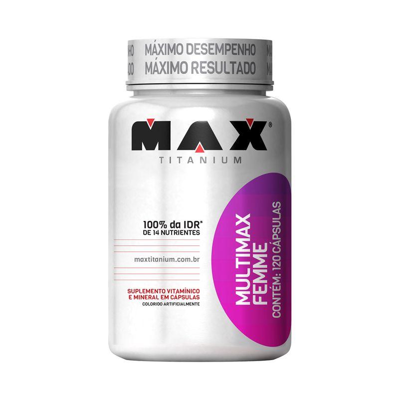 Multimax Femme Max Titanium