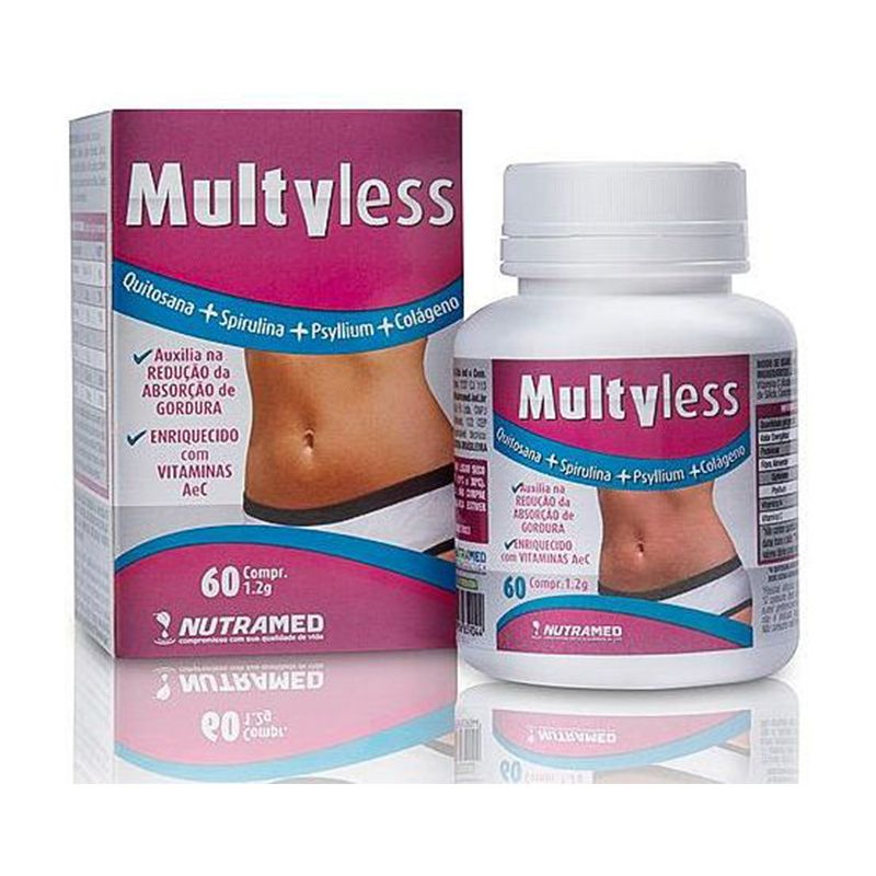 Multyless (1,2 G) Nutramed 60 Comp