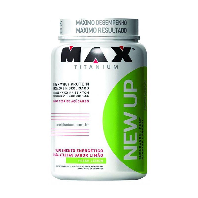 New Up Max Titanium 600 G