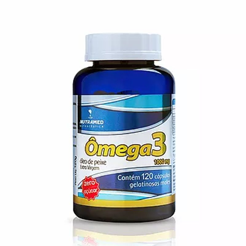 Ômega 3 (1000 Mg) Nutramed