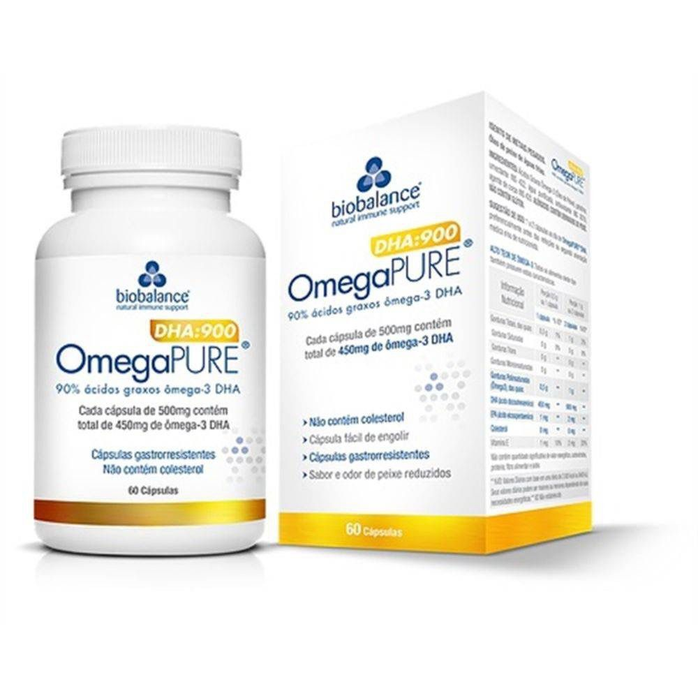 Omega Pure DHA:900 Biobalance