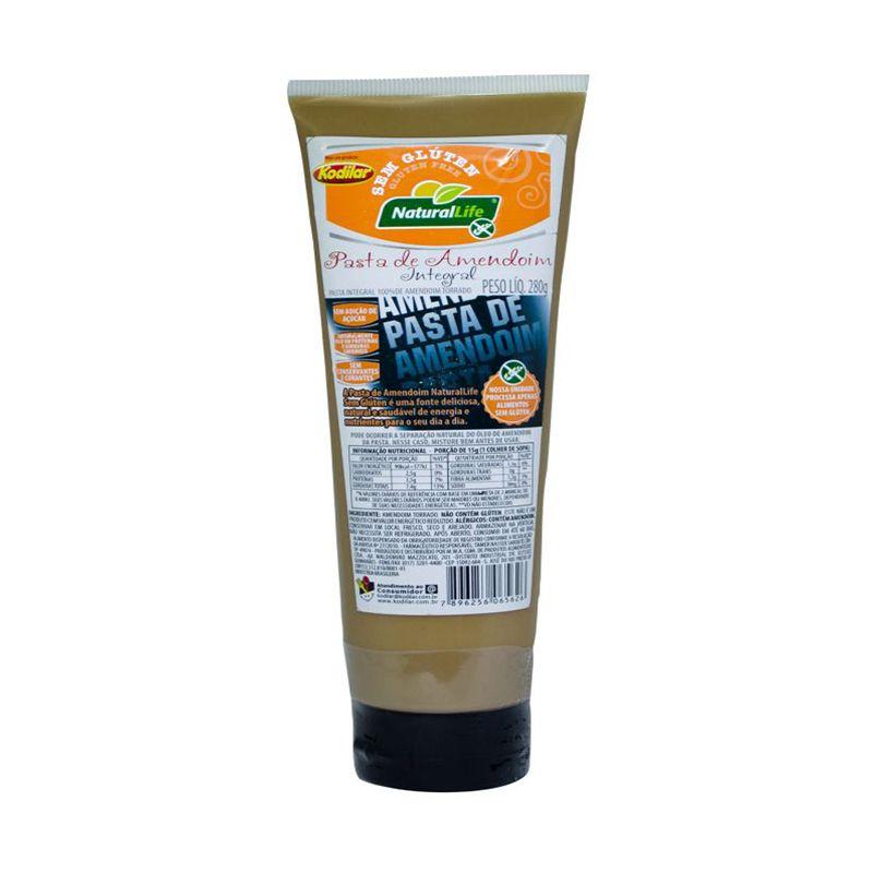 Pasta de Amendoim Integral Bisnaga Kodilar 280
