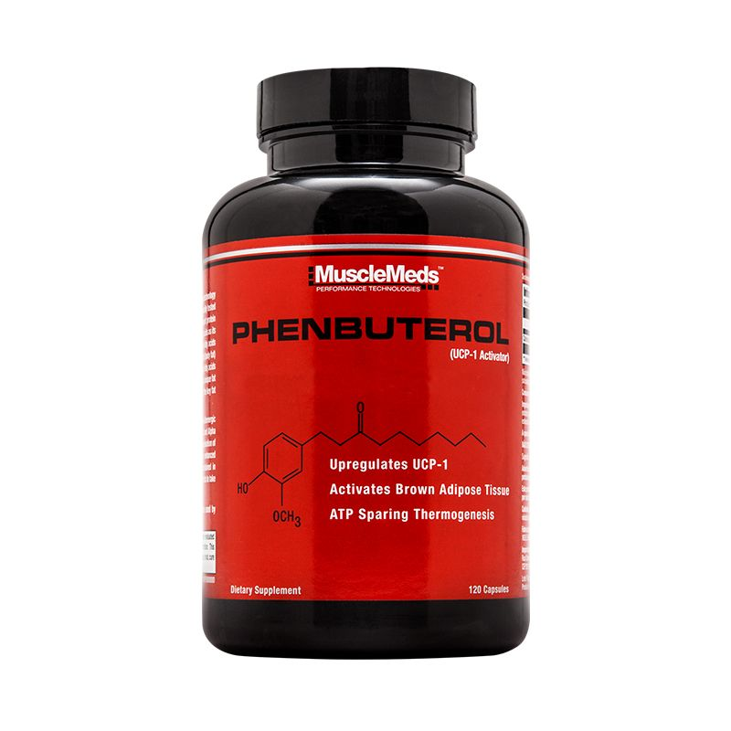 Phenbuterol MuscleMeds 120 caps
