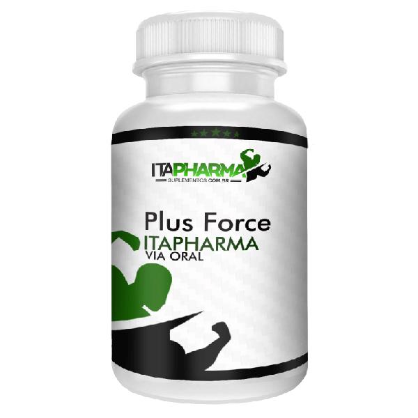 Plus Force (Pré-Treino) Itapharma