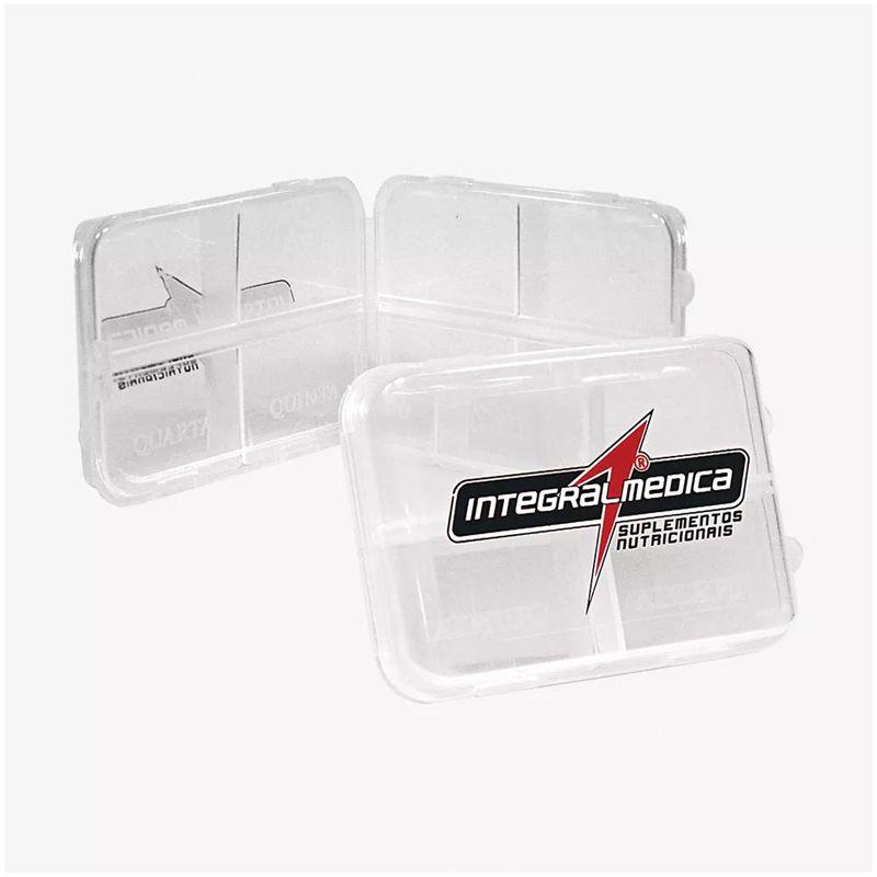 Porta-Cápsulas Integralmedica 8 Compartimentos