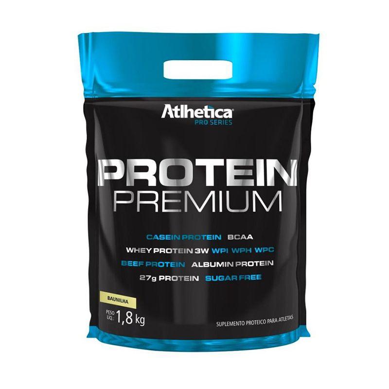 Protein Premium Refil Atlhetica 1,8 Kg