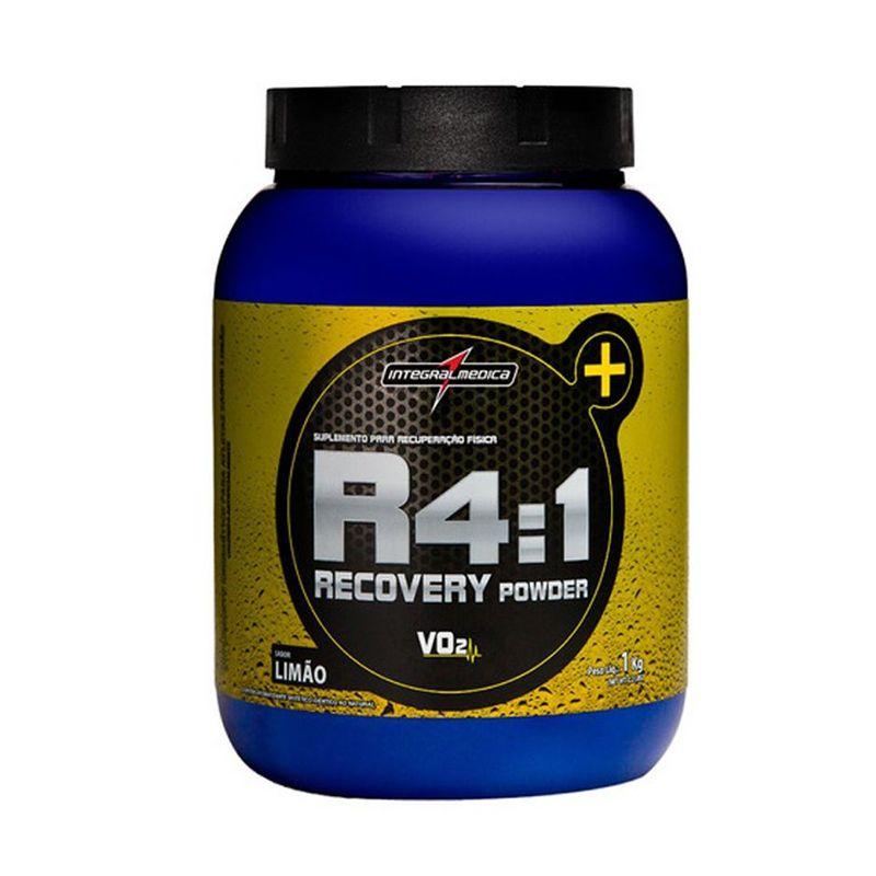 R4:1 Recovery Powder  Integralmedica 2,1 Kg Limão