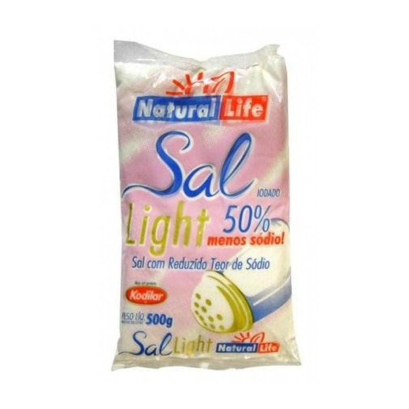 Sal Light Natural Life 500 G