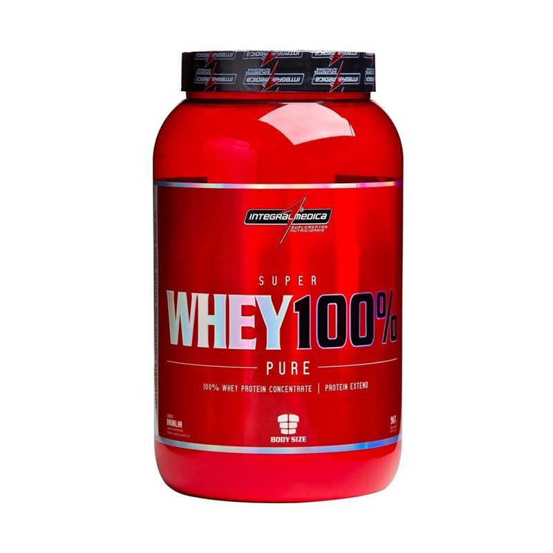 Super Whey 100% Pure Integralmedica 907 G