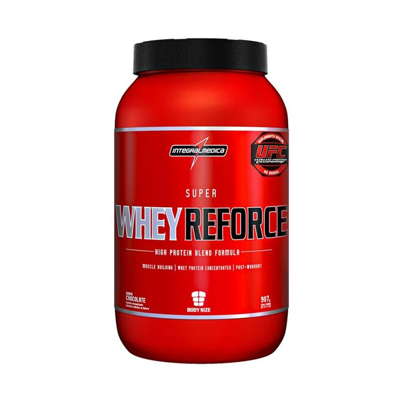 Super Whey Reforce Integralmedica 907 G