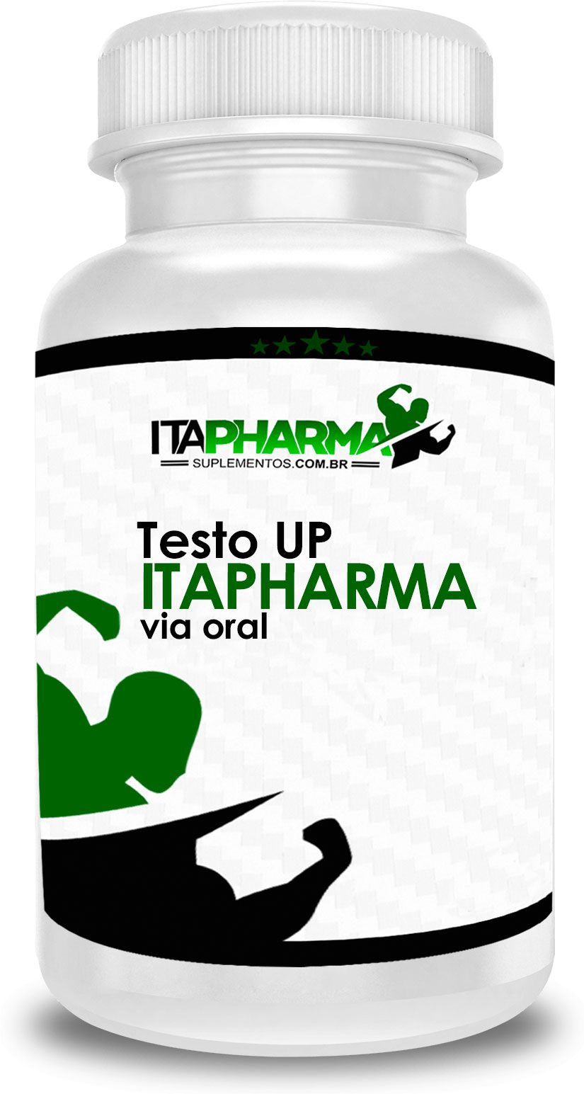 Testo Up Itapharma