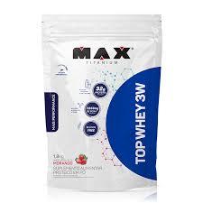 Top Whey 3W Refil Max Titanium 1,8 Kg