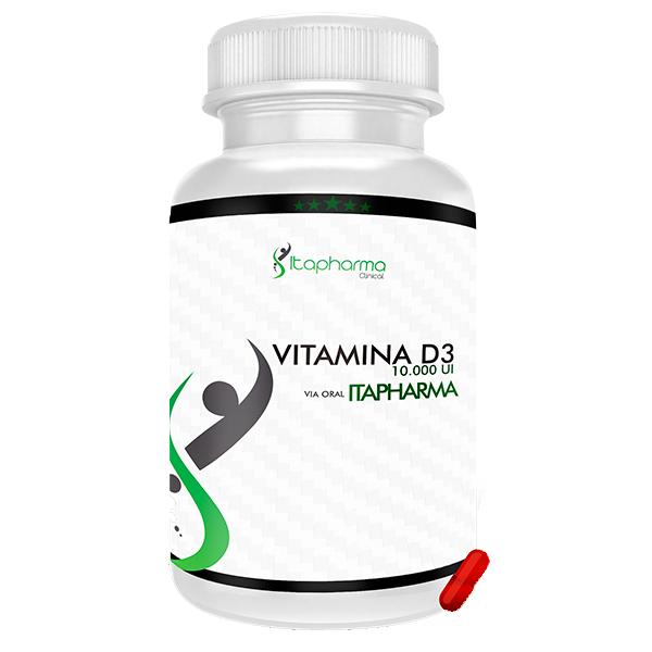 Vitamina D3 - 10.000 UI Itapharma