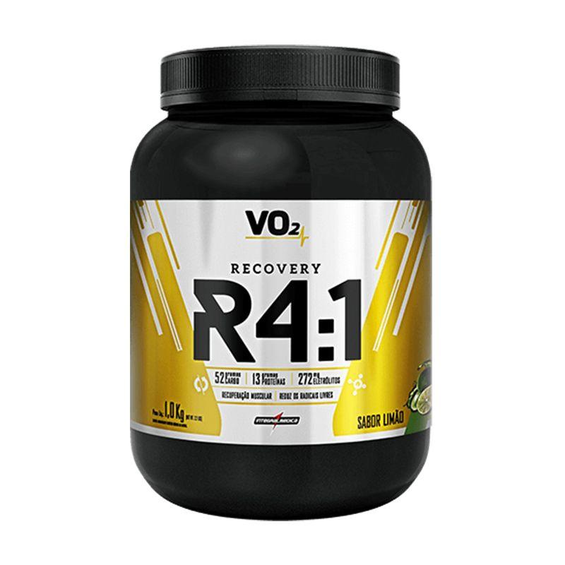 VO2 Recovery R4:1 Integralmedica 1 Kg Limão