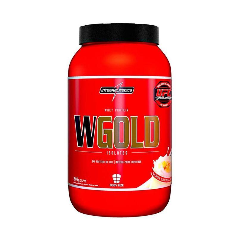 W Gold Isolates  Integralmedica 907 G
