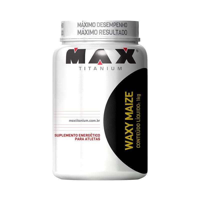 Waxy Maize Max Titanium 1 KG Natural