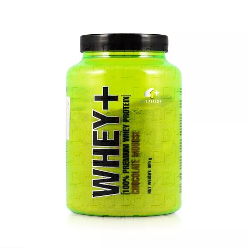 Whey+ 900g 4+ Nutrition