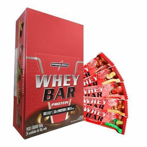 Whey Bar Protein Integralmedica