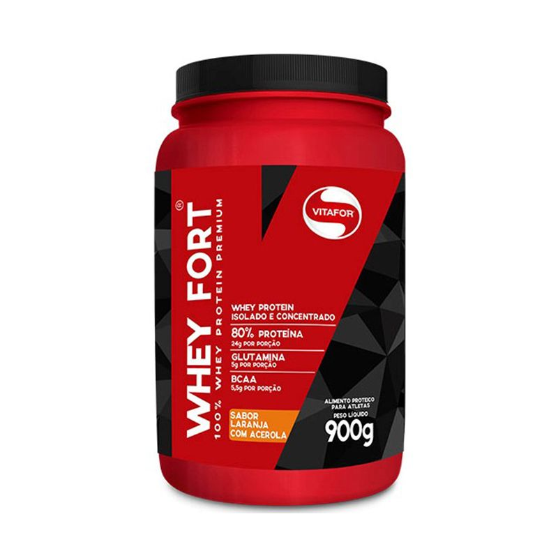 Whey Fort Vitafor 900 G