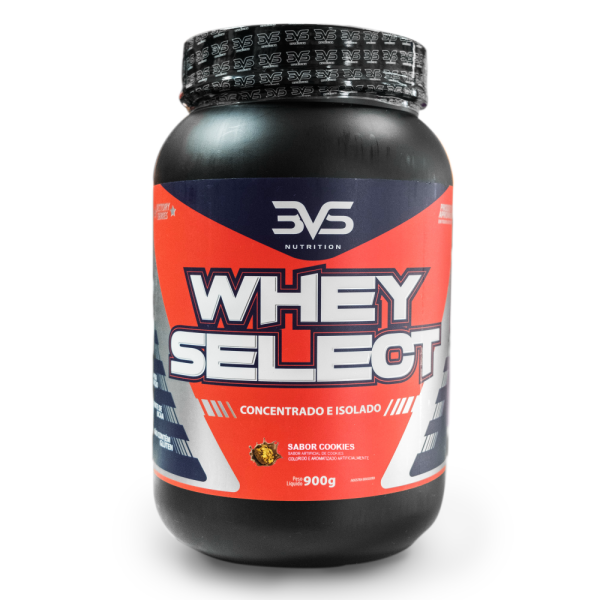 Whey Select 3VS Nutrition