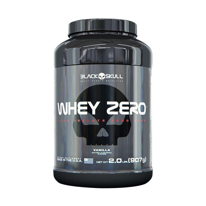 Whey Zero Black Skull 900 G