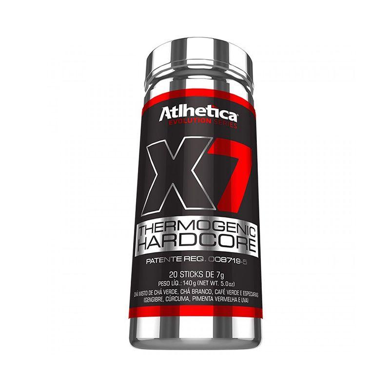 X7 Thermogenic Hardcore Atlhetica