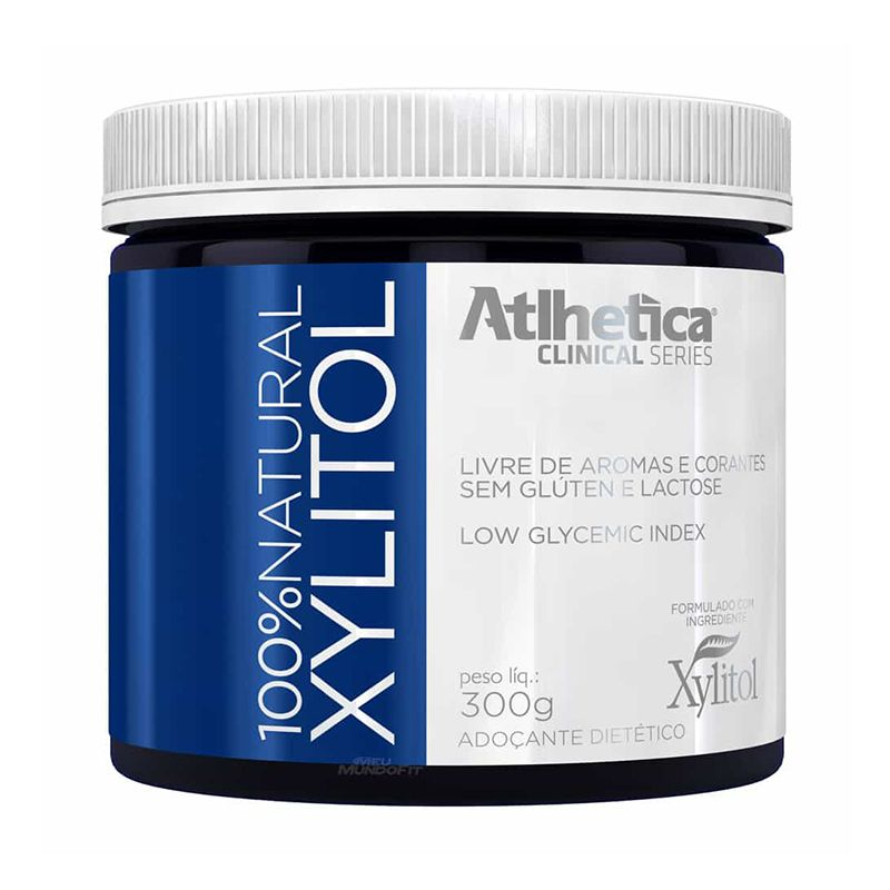 Xylitol 100% Natural Atlhetica