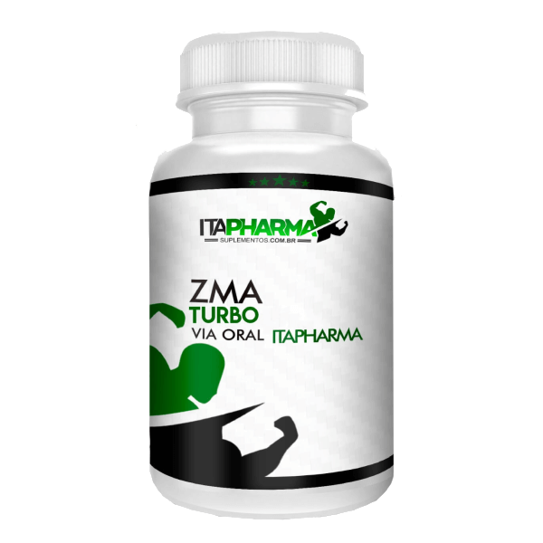 ZMA Turbo Itapharma