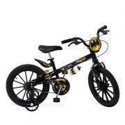 Bicicleta Bandeirante Batman Aro 16