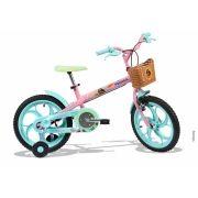 Bicicleta Caloi Moana Aro 16