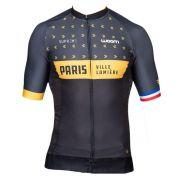 Camisa Ciclismo Supreme Woom Paris - Masc - 2019