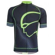 Camisa masculina Authentic Mauro Ribeiro - Verde Fluor