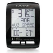 Ciclocomputador Bike Echowell Ui25 Cadencia + 28 Funções