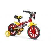 Bicicleta Infantil Nathor Aro 12 Motor X