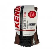 Pneu Mtb Kevlar Kenda Booster Pro Sct 29x2.40 Caffe Skin