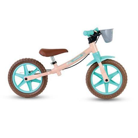 Bicicleta Aro 12 Balance Bike Love Nathor