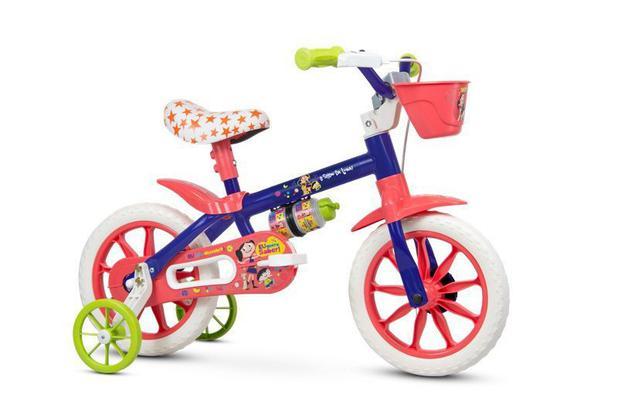 Bicicleta aro 12 show da luna - Nathor
