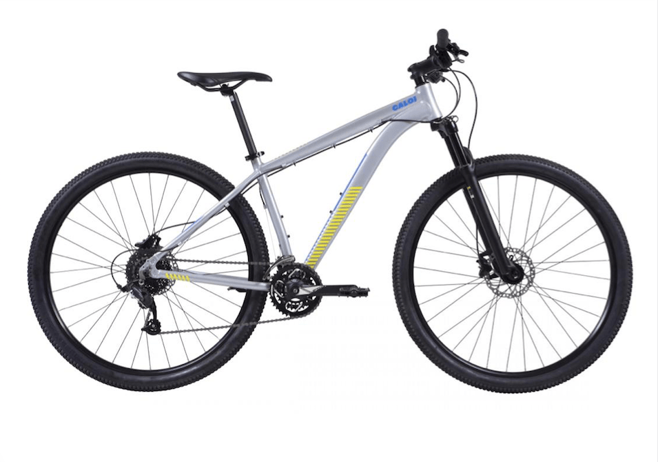 Bicicleta Caloi Atacama