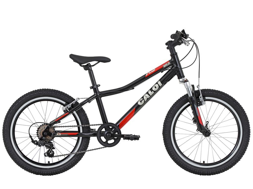 Bicicleta Caloi Wild XS Aro 24