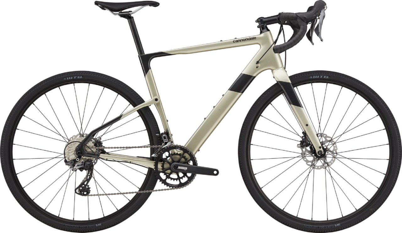 Bicicleta Cannondale Topstone Carbon 4 700 22V Champagne